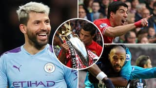 Manchester City Star Sergio Aguero Is 'The Greatest Foreign Player In Premier League History'