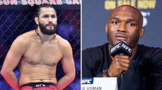 Kamaru Usman Sends Savage Message To Jorge Masvidal After He Says He'll Fight Him At UFC 251