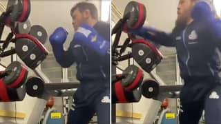 Conor McGregor Looks In 'Unstoppable Form' After Posting New Training Video During Coronavirus Crisis