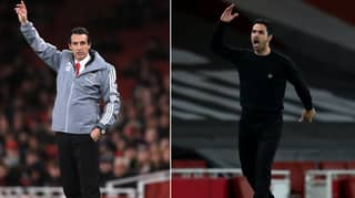 Mikel Arteta's Record Compared To Unai Emery's After 38 Games