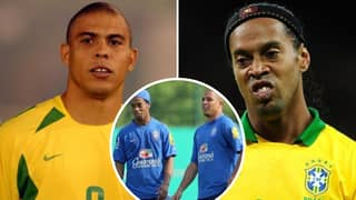 Ronaldinho And Ronaldo Both Name Same Football Legend As Toughest Opponent They Faced