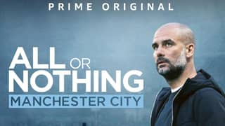 'All Or Nothing: Manchester City' Has Dropped On Amazon Prime
