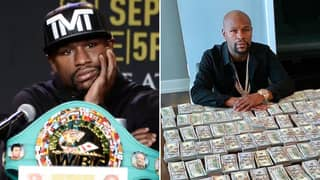 Floyd Mayweather Recalls The Incredibly Low Pay Cheque For His First Boxing Match