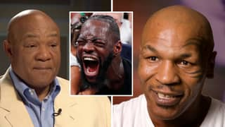 George Foreman Says Deontay Wilder Hits Hard, But He's No Mike Tyson