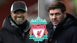Reds Legend Steven Gerrard Lined Up To Replace Jurgen Klopp As Liverpool Manager
