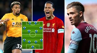 Only Two Liverpool Players Make Best Statistical Premier League Team Of The Season So Far