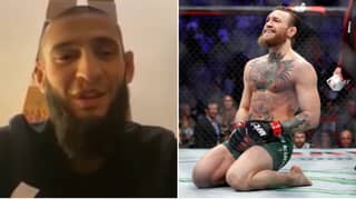 Khamzat Chimaev Makes Vicious Prediction For Potential UFC Fight Against Conor McGregor