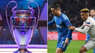 The Champions League Has Been Given A 'Confirmed' Return Date