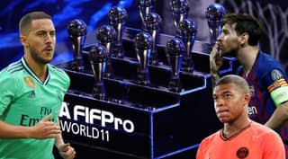 The FIFPro World XI Has 'Leaked' Online Ahead Of The Best FIFA Football Awards