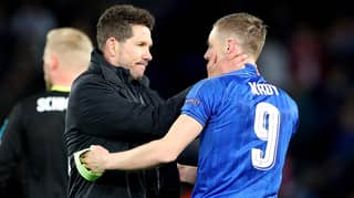 Atletico Madrid Interested In Signing Leicester City Striker Jamie Vardy
