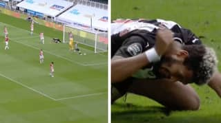 Joelinton Scores A Goal For Newcastle And 2020 Just Got Even Weirder
