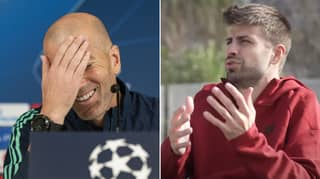 Barcelona's Gerard Pique Facing 12-Match Ban For Comments Made About Real Madrid