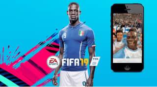 Mario Balotelli Asks EA Sports To Add His Instagram Selfie Celebration To FIFA