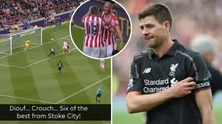 Five Years Ago, Steven Gerrard's Liverpool Career Ended In A 6-1 Drubbing At The Hands Of Stoke