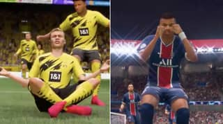 Three Brand New Celebrations Have Been Added To FIFA 21