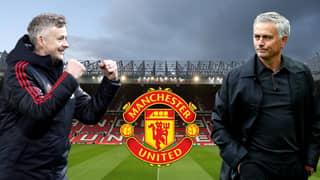 Ole Gunnar Solskjær's Win Ratio At Manchester United Destroys José Mourinho's This Season