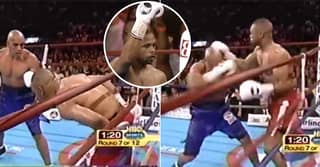 Mike Tyson's Next Opponent Once KO'd Fighter With Hands Behind His Back