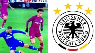 Germany Ask Cardiff To Stop Injuring Their Players After Horror Tackle On Sane