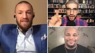 UFC Superstar Conor McGregor Is 'One Of The Most Underrated Fighters In The History Of The Sport'