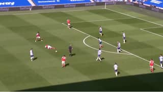 The 'Best Dummy Of All Time' Happened During Brighton Vs. Arsenal And We Can't Stop Watching It