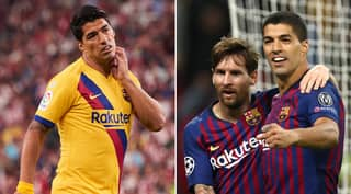 Barcelona Will Have To Pay €14 Million To Get Rid Of Luis Suarez
