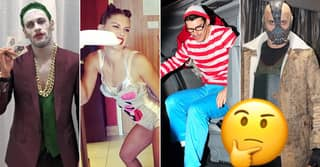 QUIZ! Can You Name These Footballers Disguised In Fancy Dress?
