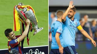 David Villa Leaves New York City, Linked With A Move To Japan
