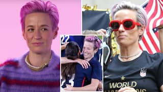 Megan Rapinoe Says Next Generation Of United States Stars Will Benefit From Equal Pay Fight