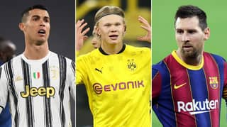 Erling Haaland 'Can Outscore Lionel Messi And Cristiano Ronaldo'