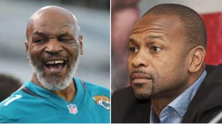 The Reason Why Mike Tyson's Exhibition Bout Against Roy Jones Jr Was Postponed