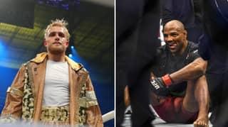 Jake Paul Turned Down Opportunity To Fight Yoel Romero