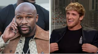 Logan Paul Gives First Interview Since Landing Floyd Mayweather Fight, Makes Prediction For Exhibition