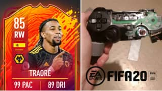 Adama Traore's FIFA 20 SBC Card Is Every Opponent's Worst Nightmare