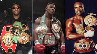 Boxing's Last 13 Undisputed Heavyweight Champions Since 1962