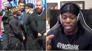 KSI Gives Backing To YouTube Rival Logan Paul Ahead Of Big-Money Fight With Floyd Mayweather