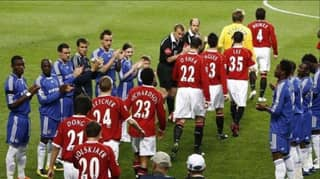 11 Years Ago Sir Alex Ferguson Made Chelsea Give This Starting XI A Guard Of Honour