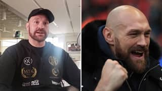 Tyson Fury Reveals Bizarre Method To Toughen Up His Hands For Deontay Wilder Fight