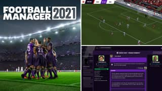 Football Manager 2021: All The New Features Revealed Ahead Of Release Date