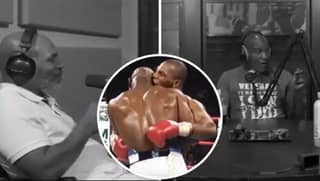 When Mike Tyson And Evander Holyfield Sat Down To Discuss The Controversial Ear Bite