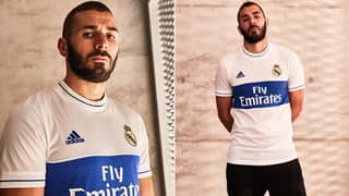 Real Madrid Release 'Limited Edition' Classic Shirt That We All Want To Buy