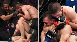Khabib Nurmagomedov Reveals What Conor McGregor Screamed At Him While Being Choked Out In UFC 229 Clash