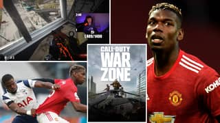 Paul Pogba's Incredible Stats Vs Tottenham After Playing Call Of Duty: Warzone At Midnight Before Match