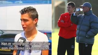 What Ronaldo And Rooney Said About Ole Gunnar Solskjaer When He Was A Coach At Man Utd
