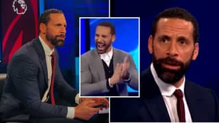 Manchester United Fans Are Worried Rio Ferdinand Is A Huge Curse After Sheffield United Defeat