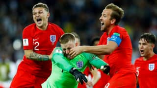 England's Penalty Shootout Win Against Colombia Voted Best Moment Of 2018