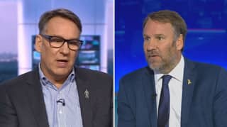 Paul Merson Reveals Threats To Kill His Wife And Kids On Social Media