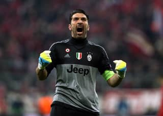 Gianluigi Buffon Refuses To Take Credit For Breaking Serie A Record