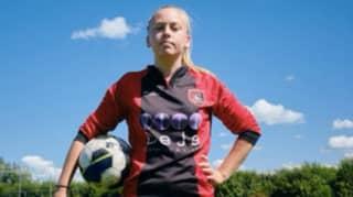 Dutch Football Federation Allow Female Player Elle Fokkema To Play For Senior Men's Team