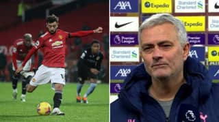Jose Mourinho Takes Latest Jibe At Manchester United Star Bruno Fernandes
