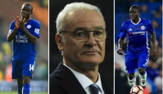Claudio Ranieri Stokes The N'Golo Kante Derby With Questionable Claim